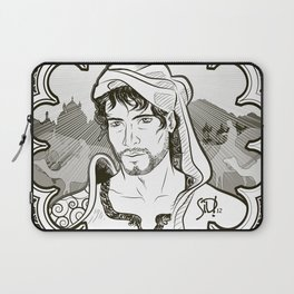 Tuareg - The Lords of the Desert P&B Laptop Sleeve