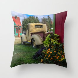 DN64 Throw Pillow