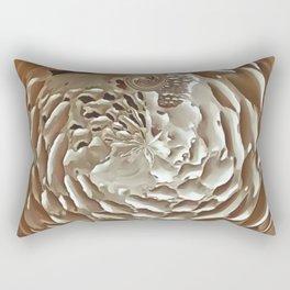Schooner Orb Rectangular Pillow
