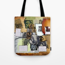 The Sketchbook Tote Bag