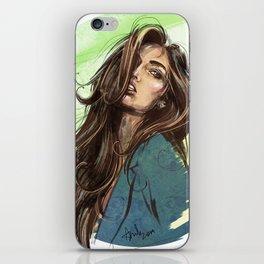 Hailee iPhone Skin