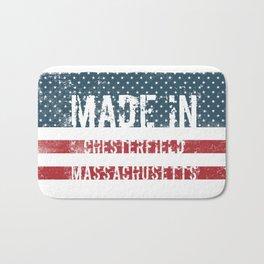 Made in Chesterfield, Massachusetts Bath Mat