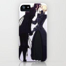 Lancelot & Dark Saber iPhone Case