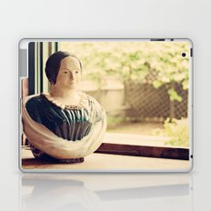 Woman in a Window Laptop & iPad Skin