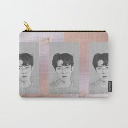 Sehun - Lucky One print Carry-All Pouch