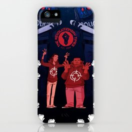 Targets iPhone Case
