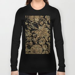 Fabric Long Sleeve T-shirt