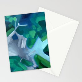 Lush Water Stationery Cards