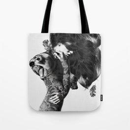 Bear #2 Tote Bag