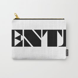 Type Type for ENTJ Carry-All Pouch