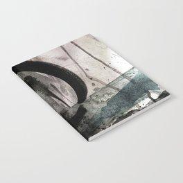Enso Of Zen No.4M by Kathy Morton Stanion Notebook