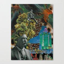 'po thead' Canvas Print