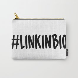 Link In Bio #1 Carry-All Pouch