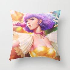Creamy Mami Forever Throw Pillow