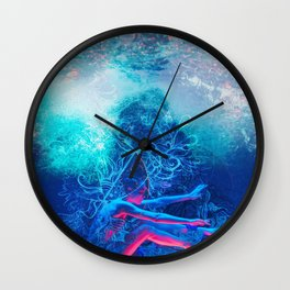 Thought Process Wall Clock