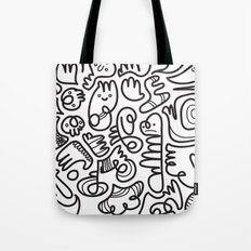 #20 Doodle Tote Bag