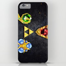The Timeless Legend of Zelda Inspired Spiritual Stones iPhone 6 Plus Slim Case