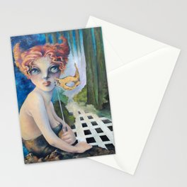 The Masquerade, Lucia Stationery Cards