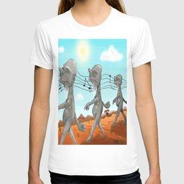 "Dr. Seuss' ""Michael Stipe""  T-shirt"