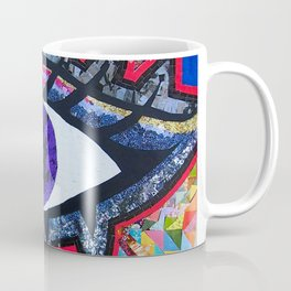 Eye collage Coffee Mug