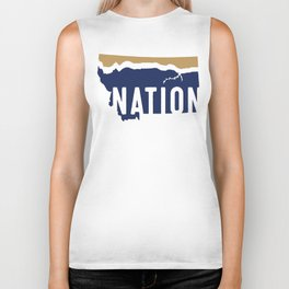 Cat Nation Biker Tank