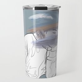 Out of my head Travel Mug