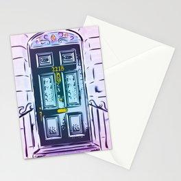 221B Baker Street Stationery Cards