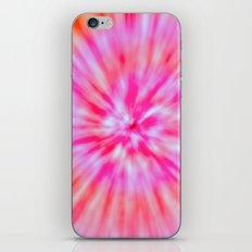 TIE DYE iPhone & iPod Skin