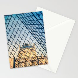 In The Pyramid Stationery Cards