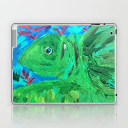 Save the Sea Turtle Laptop & iPad Skin