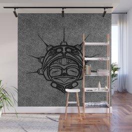 Frog Ink Smoke Wall Mural