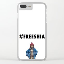 Free Shia LaBeouf Clear iPhone Case