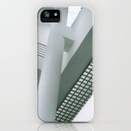 MACBA, Barcelona iPhone Case