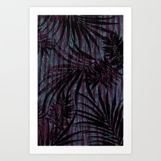 Nassau Nights Art Print