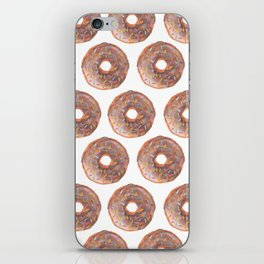 Donuts are my Love Language iPhone Skin