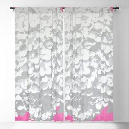 Bubblegum Blackout Curtain