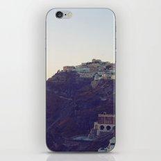 Fira at Dusk III iPhone & iPod Skin