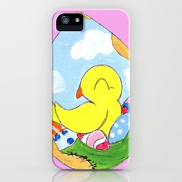 Egg Batch iPhone Case