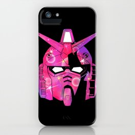Gundam Newtype Vision iPhone Case