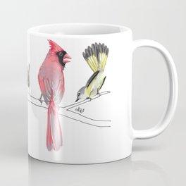 I Like Bird Butts And I Cannot Lie Coffee Mug