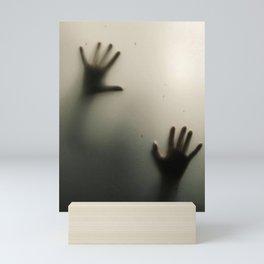 depression. Mini Art Print