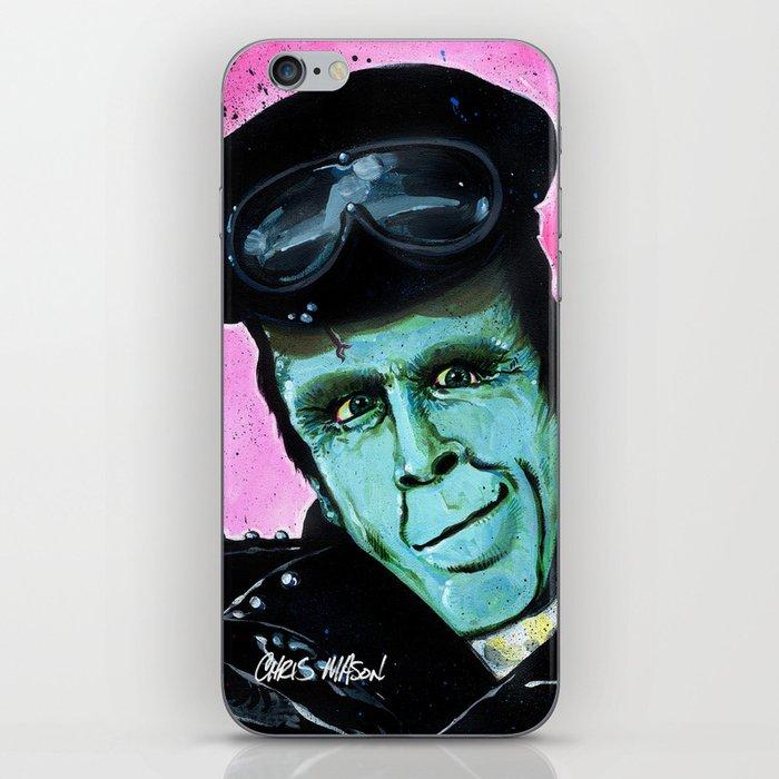 Munster Go Home! iPhone Skin