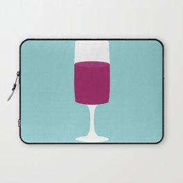 Showtasting - Wine Glass - Big Carl Laptop Sleeve