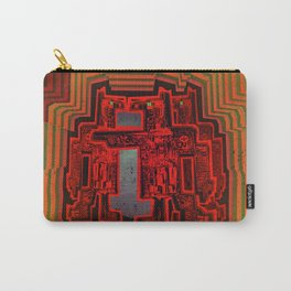 Three's a Crowd / Robotics Carry-All Pouch