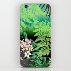Cool Tranquility iPhone & iPod Skin