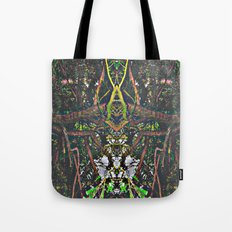 Treeflection V Tote Bag