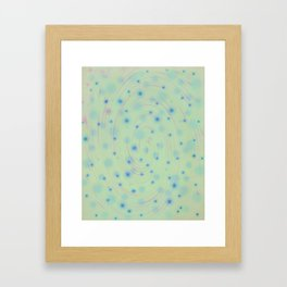 A Happy Day Framed Art Print