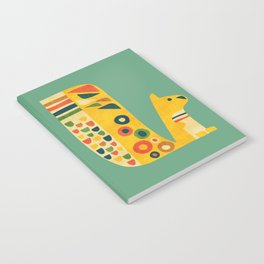 Century Squirrel Notebook