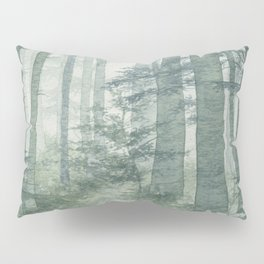 Misty Forest Pillow Sham