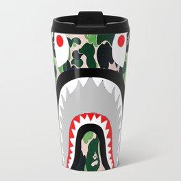 Bape Shark Grey Travel Mug